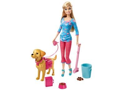 Barbie και το Σκυλάκι της (BDH74)