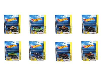 Hot Wheels Οχήματα Monster Jam (BHP37)