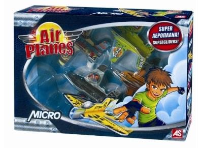 Αεροπλανάκια Air Planes Micro AS 7550-80045