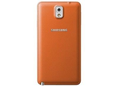 Θήκη Samsung Galaxy Note 3 - Samsung Battery Cover ET-BN900SOEGWW Πορτοκαλί τηλεφωνία   tablets   αξεσουάρ κινητών   θήκες