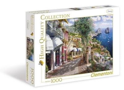 Παζλ Capri High Quality Collection Clementoni - 1000 Κομμάτια