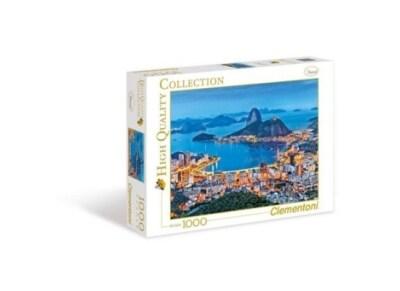 Puzzle Clementoni High Quality Rio De Janeiro 1000 Κομμάτια