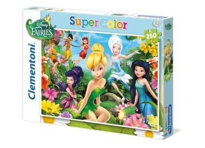 Παζλ Fairies Super Color Disney (250 Κομμάτια)
