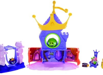 Angry Birds Stella Το Παλάτι της Πίγκυ