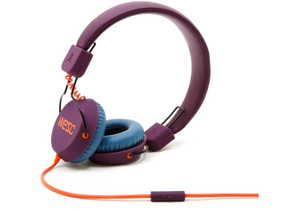 Overhead Wesc: ακουστικά με στιλ και χρώμα!