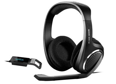 Sennheiser PC 323D - Gaming Headset Μαύρο