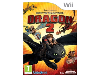 how to train your dragon wii gamestop