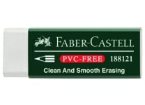 Γόμα Faber Castell - Λευκό - 7081Ν