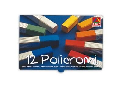 Παστέλ Morocolor 020GC12I Soft 12 Τεμάχια