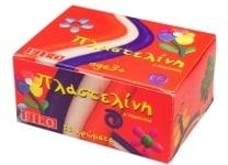 Πλαστελίνη Filo 11 Τεμάχια 500gr Διάφορα Χρώματα
