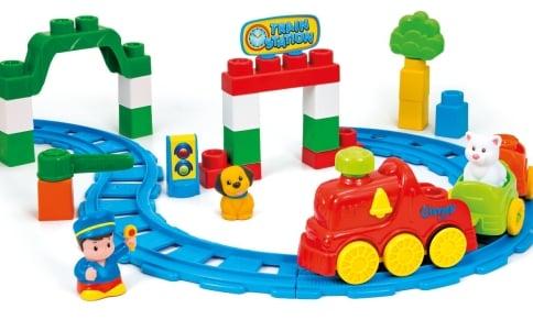 Clemmy Ηλεκτρικό Τρένο AS 1033-14928