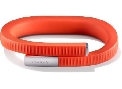 WristBand Jawbone Up24 Medium Πορτοκαλί