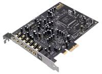 Κάρτα ήχου Creative Sound Blaster Audigy RX 7.1 PCIe (70SB155000001)
