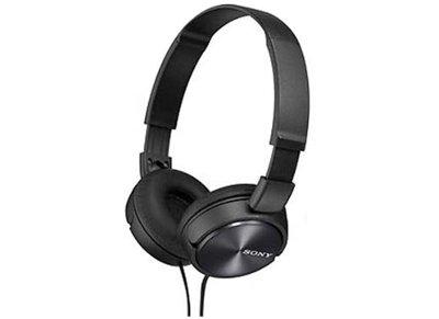 Ακουστικά Κεφαλής Sony MDR-ZX310 Μαύρο