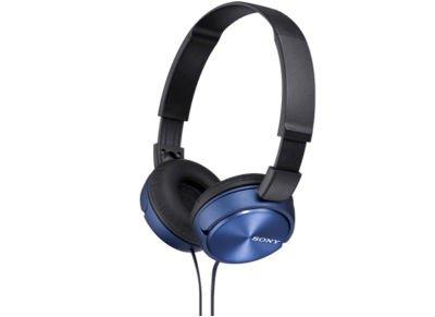 Ακουστικά Κεφαλής Sony MDR-ZX310 Μπλε