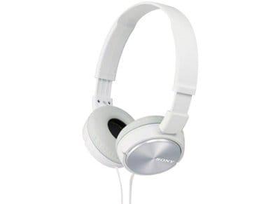 Ακουστικά Κεφαλής Sony MDR-ZX310 Λευκό