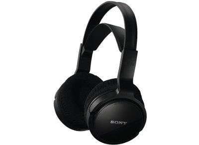 Ακουστικά Κεφαλής Sony MDRRF811RK Μαύρο
