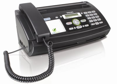 Θερμικό Φαξ με τηλεφωνητή Philips Magic 5 Eco Voice PPF 675E