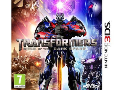 Transformers: Rise of the Dark Spark - 3DS/2DS Game