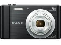 Compact Sony Cyber-shot DSC W800 - Μαύρο