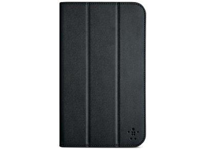 Belkin Tri-Fold Cover with Stand - Θήκη Samsung Galaxy Tab Pro 10.1 Μαύρο tablets   αξεσουάρ   θήκες