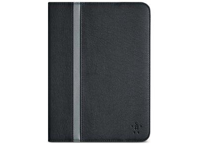 Belkin Stripe Cover with Stand - Θήκη Samsung Galaxy Tab Pro/Note Pro 12.2 - Μαύ tablets   αξεσουάρ   θήκες