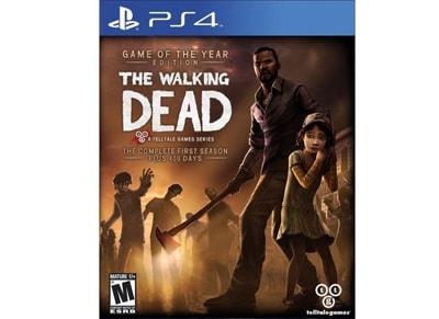 The Walking Dead: A Telltale Games Series (Season 1) - GOTY - PS4 Game
