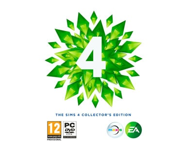 The Sims 4 Collector's Edition - PC Game