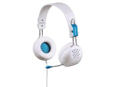 Ακουστικά Κεφαλής Hama Perplex Headset Λευκό