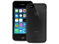 Θήκη iPhone 4/4s - Puro Ultra Slim IPC403BLK - Μαύρο