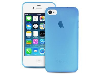 Θήκη iPhone 4/4s - Puro Ultra Slim IPC403BLUE - Μπλε
