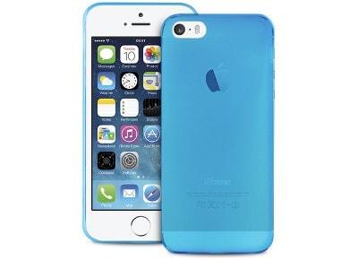 Θήκη iPhone 5/5s - Puro Ultra Slim IPC503BLUE Μπλε