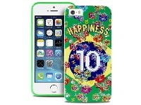 Θήκη iPhone 5/5s - Puro Happiness Brazil