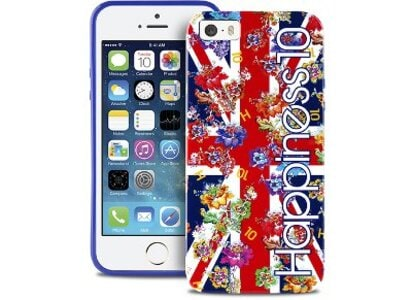 Θήκη iPhone 5/5s - Puro Happiness United Kingdom