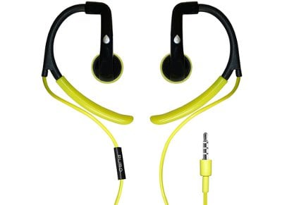 Ακουστικά Puro Sport Stereo Earphones In-Ear Πράσινο IPHFSPORT1GRN