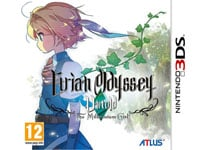 Etrian Odyssey Untold: The Millenium Girl - 3DS/2DS Game