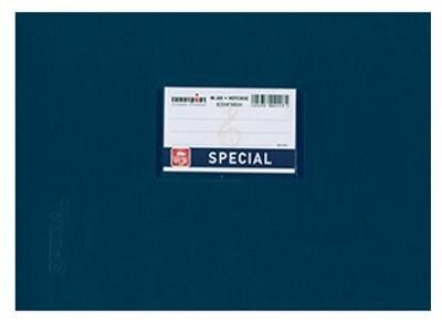 Τετράδιο Μουσικής TYPOTRUST 17x25cm 40 Φύλλα Μπλε