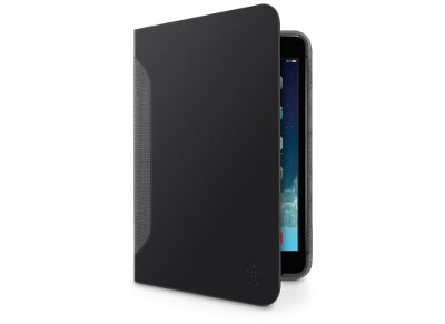 Belkin Hand Strap Book Case F7N112B2C00 - Θήκη Apple iPad Mini Μαύρο