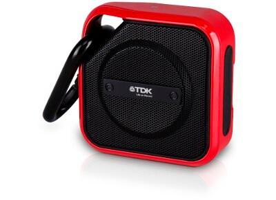 Φορητά Ηχεία TDK TREK Micro A12 Κόκκινο