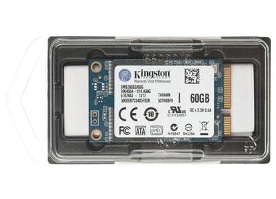 Εσωτερικός δίσκος SSD Kingston mS200 60 GB - SATA III