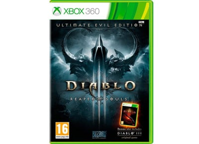 Diablo III: Ultimate Evil Edition - Xbox 360 Game