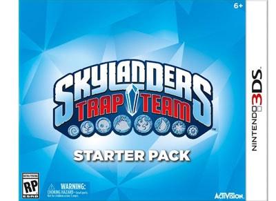 Skylanders Trap Team Starter Pack - 3DS/2DS Game