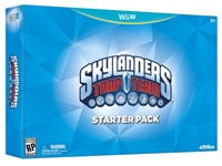 Skylanders Trap Team Starter Pack - Wii U Game
