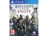 PS4 Used Game: Assassin's Creed Unity