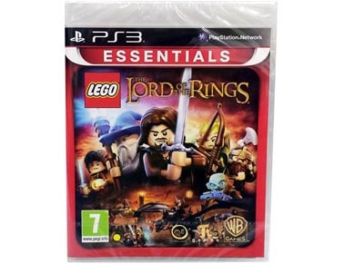LEGO Lord of The Rings Essentials - PS3 Game