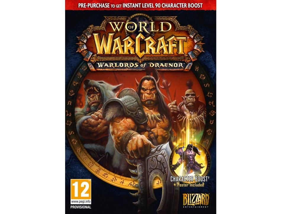 WοW: Στις 12 Νοεμβρίου το Warlords of Draenor