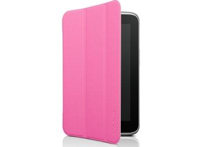 Lenovo Folio Case - Θήκη Lenovo IdeaTab A1000 - Ροζ