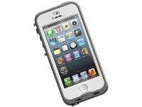 Αδιάβροχη Θήκη iPhone 5 - LifeProof Nuud 1318-02 Λευκό