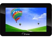 """eSTAR Easy Dual Core - Tablet 7"""" 8GB Αλουμίνιο/Γκρι"""