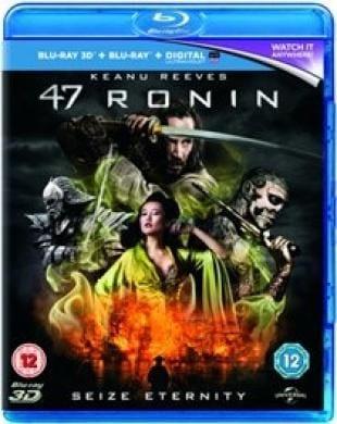47 RONIN 3D [+2D BLU RAY]